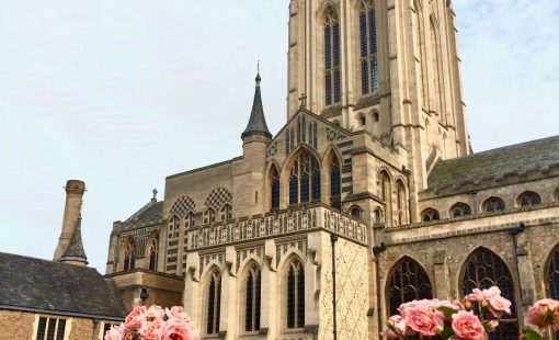 St Edmundsbury Cathedral 1